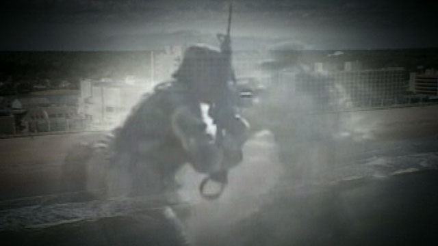 PHOTO:There are fears that the identities of the team of Navy SEALs that killed Osama bin Laden could be revealed.