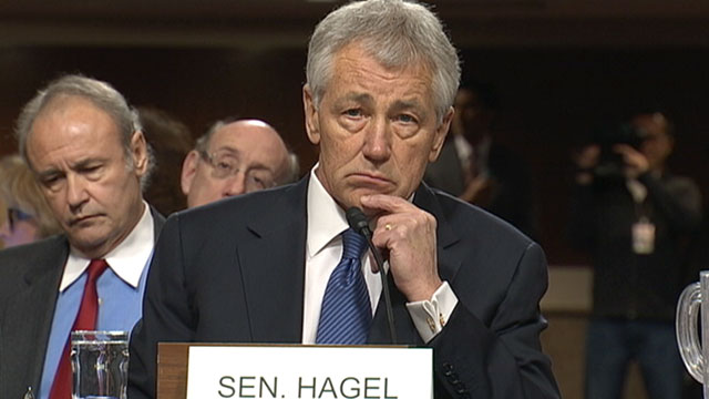 Senate Confirms Hagel as Defense Secretary