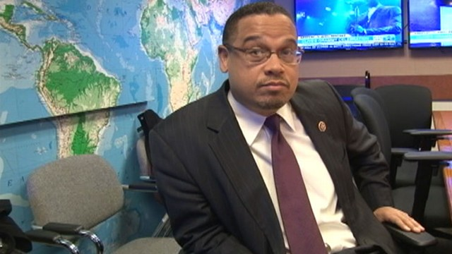 VIDEO: Rep. Keith Ellison, D-Minn., on what the State of the Union is.