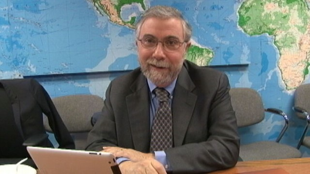 VIDEO: Paul Krugman on what the State of the Union is.