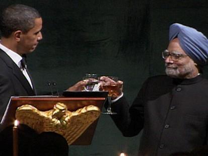 VIDEO: President Obamas State Dinner Toast