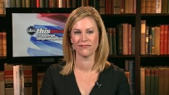 PHOTO: Obama Deputy Campaign Manager Stephanie Cutter on 'This Week'