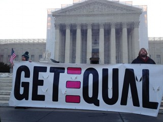 Live Updates: Gay Marriage Arguments at the Supreme Court