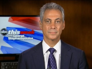Rahm Emanuel: Darrell Issa 'Reckless' for Releasing Libya Documents