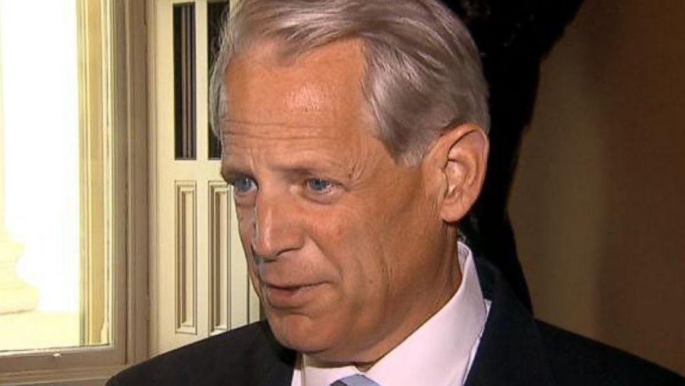 PHOTO: Rep. Steve Israel appears on This Week with George Stephanopoulos on July 28, 2014.