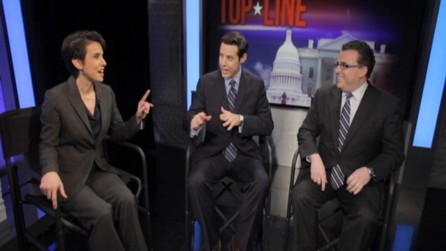 VIDEO: Top Line: Lackluster candidates, cash, and Colbert