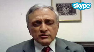 Photo: Tea Party candidate for N.Y. Governor Carl Paladino on Topline