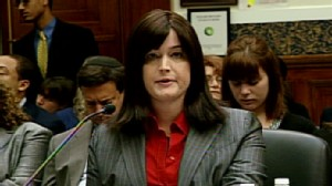 Video of Vandy Beth Glenn, a transgendered female who was fired from her job for her gender.