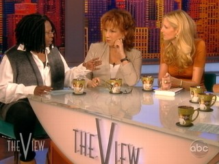 Watch: Whoopi Goldberg Confronts Ann Coulter on Race
