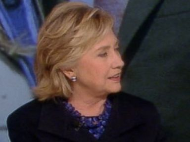Hillary Clinton's Surprise Advice for Barbara Walters