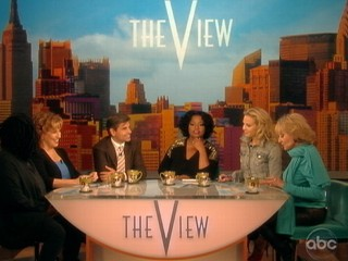 Watch: George Stephanopoulos' 'View' on Political Conventions