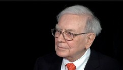 PHOTO: Berkshire Hathaway Chair and CEO Warren Buffett on 'This Week'