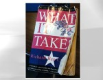 PHOTO: ABCs Amy Walters copy of the late Richard Ben Cramers book tited What It Takes: The Way to the White House