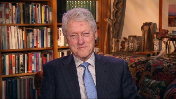 abc wn clinton kb 131206 16x9 608 Bill Clinton Reveals Insights From True Friend Nelson Mandela