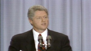 VIDEO: A 1993 report on the militarys ban on gays openly serving in the armed forces.