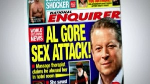 VIDEO: An Oregon masseuse says that Al Gore sexually assaulted her in 2006.
