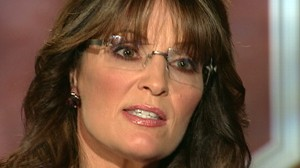 VIDEO: Sarah Palin says Obama administraions fix for the economy is backassward.