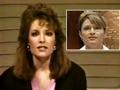 Picture of Sarah Palin.
