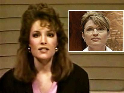 Picture of Sarah Palin.