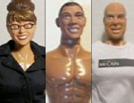 Picture of political action figures.