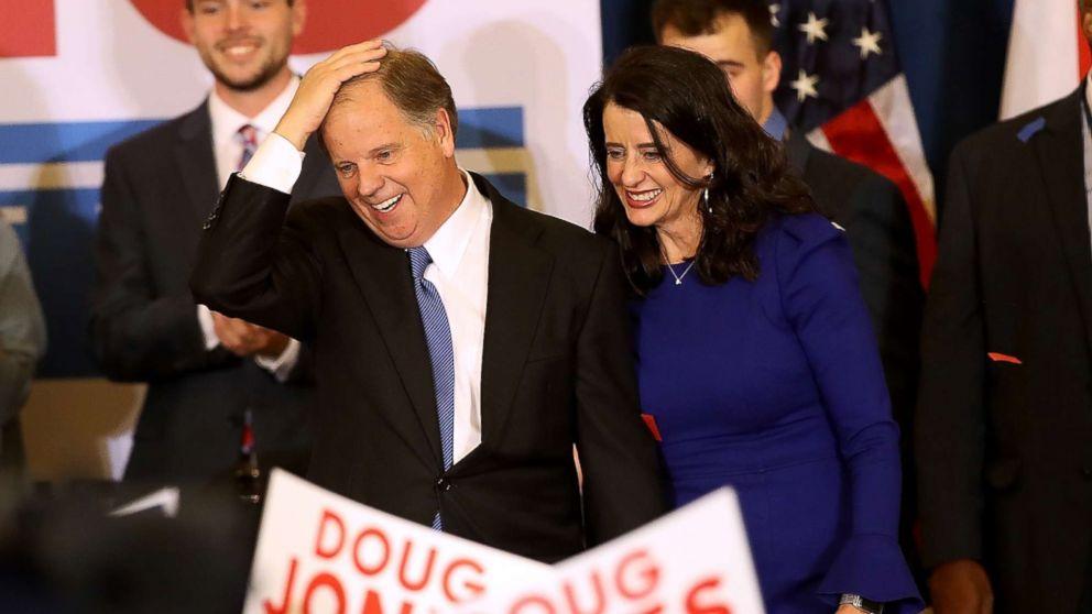 The Note: Democrats can revel in Doug Jones' win, but more battles loom