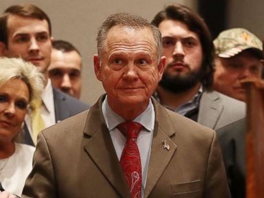 Roy Moore refusing to concede Alabama Senate race, says 'battle rages on'
