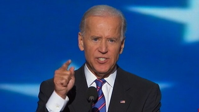 VIDEO: Joe Biden speech at DNC.