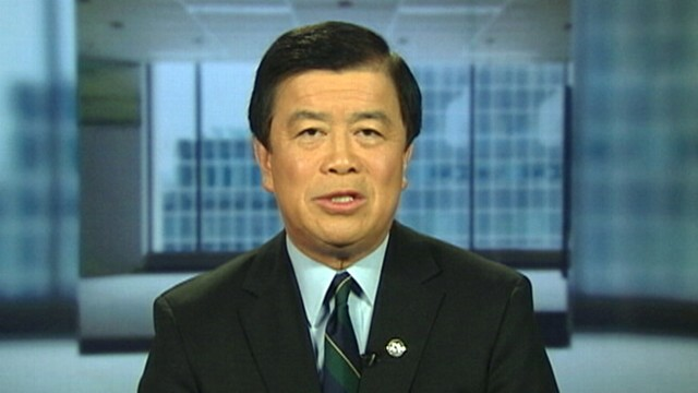 VIDEO: Rep. David Wu announces resignation in the wake of sex scandal.