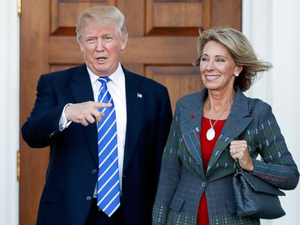 How Trump's Pick for Education Secretary May Reignite the Education Wars