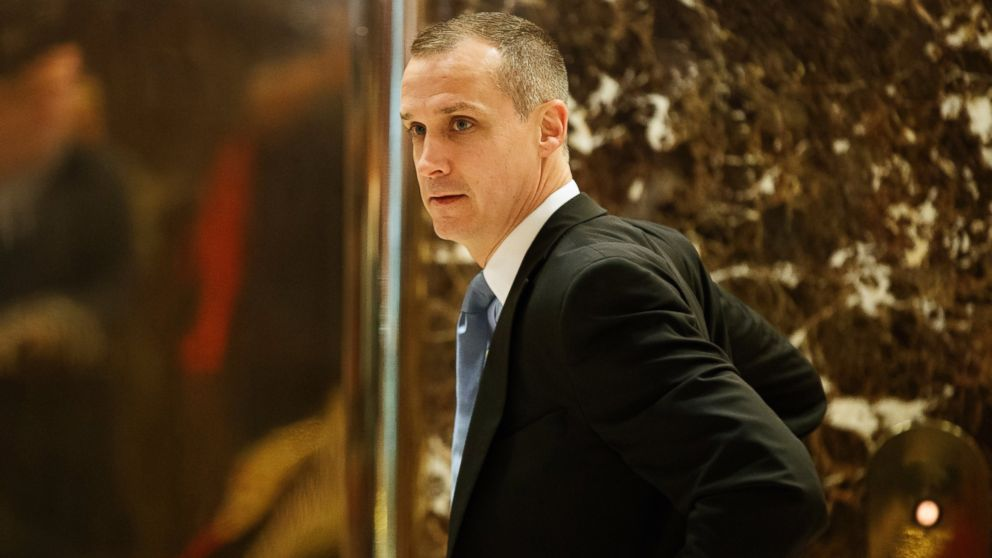 Trump's Former Campaign Manager Recalls 'Nobody' Thinking This Day Would Come