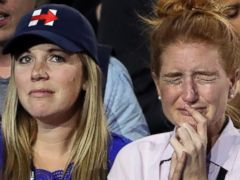 Image result for hillary supporters crying