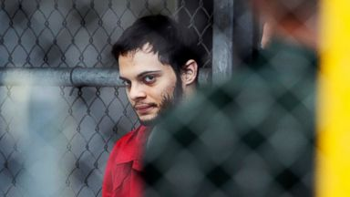 PHOTO: steban Santiago is taken from the Broward County main jail as he is transported to the federal courthouse in Fort Lauderdale, Florida, Jan. 9, 2017.