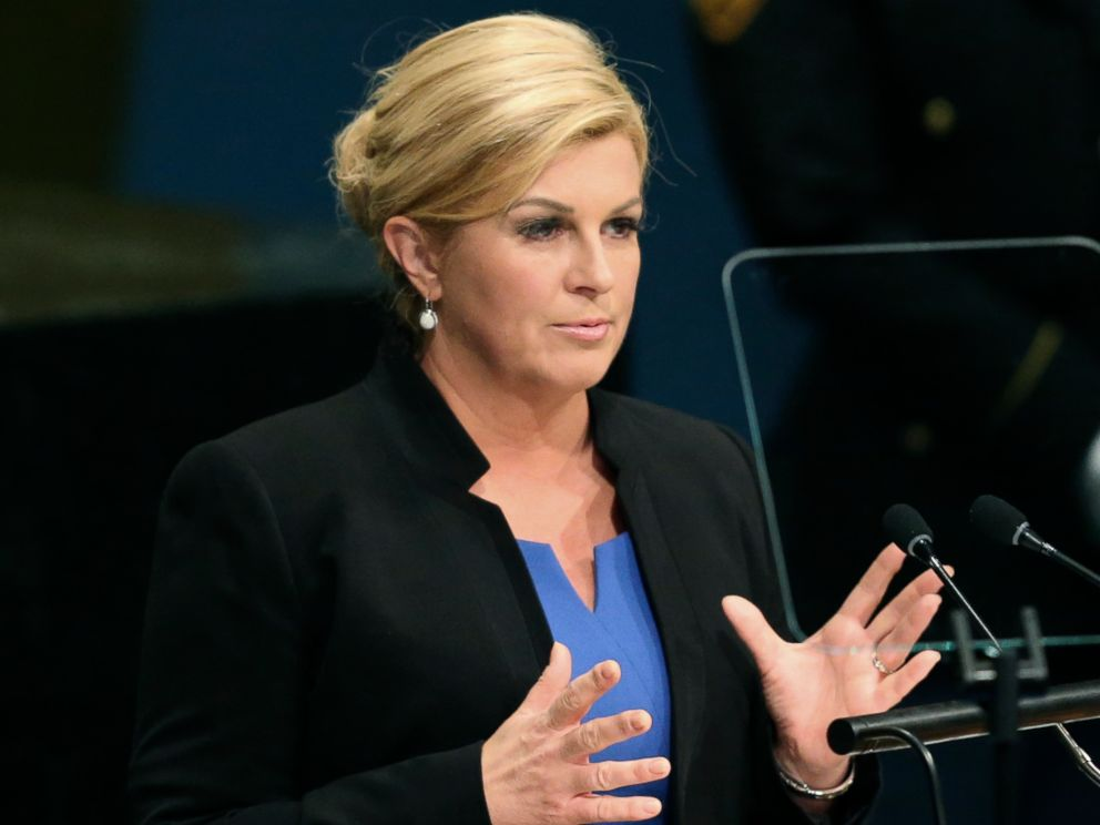 croatian president - photo #29