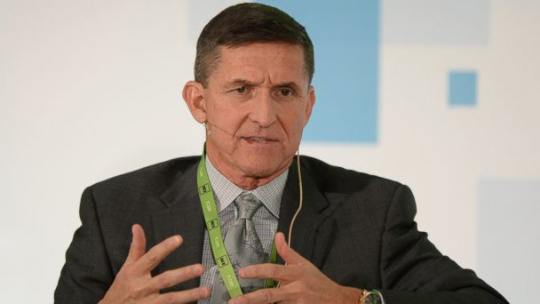 PHOTO: Michael Flynn at the RT conference Shape-shifting Powers in Today's World, Dec. 10, 2015, in Moscow.