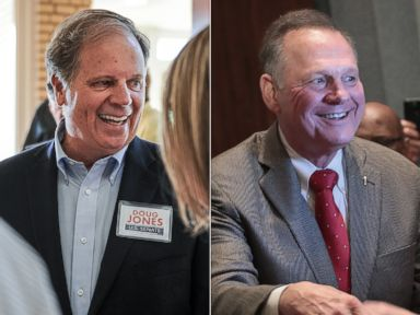 The Note: Alabama Senate contest brings issues of race, gender into focus