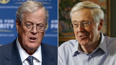 'More optimistic' Koch brothers plan stepped-up spending