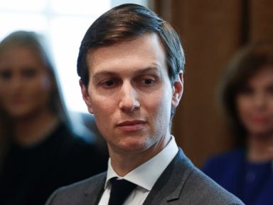 Kushner asked Russian envoy for back channel on Syria and other policy matters