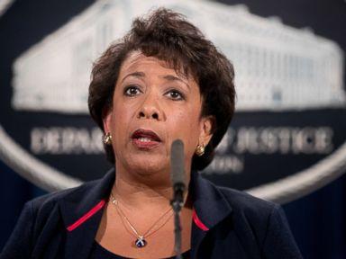 Senate probes Loretta Lynch's alleged interference in Clinton investigation
