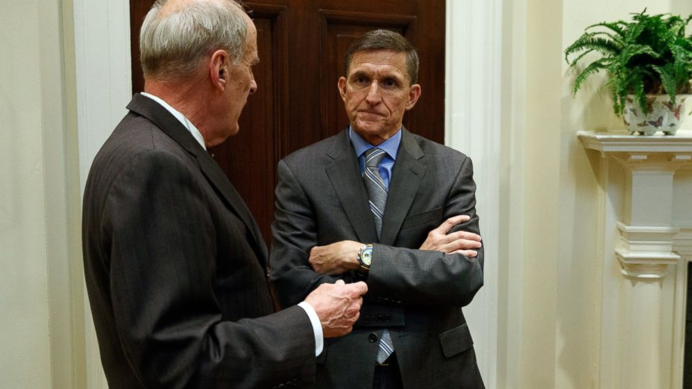 Michael Flynn's security clearance suspended