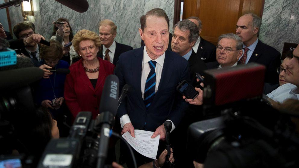 Democrats Boycott Committee Votes on Trump's Picks for Treasury ...