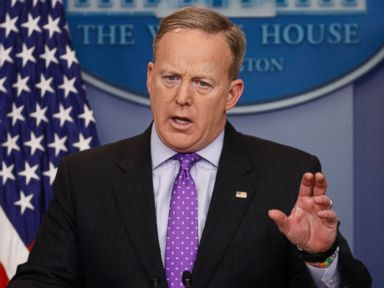 News outlets excluded from White House press secretary's gaggle