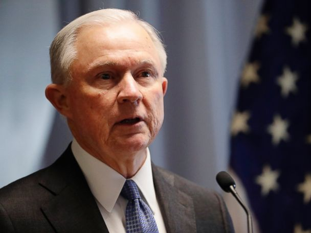 Sessions did not include meetings with Russian ambassador on clearance forms