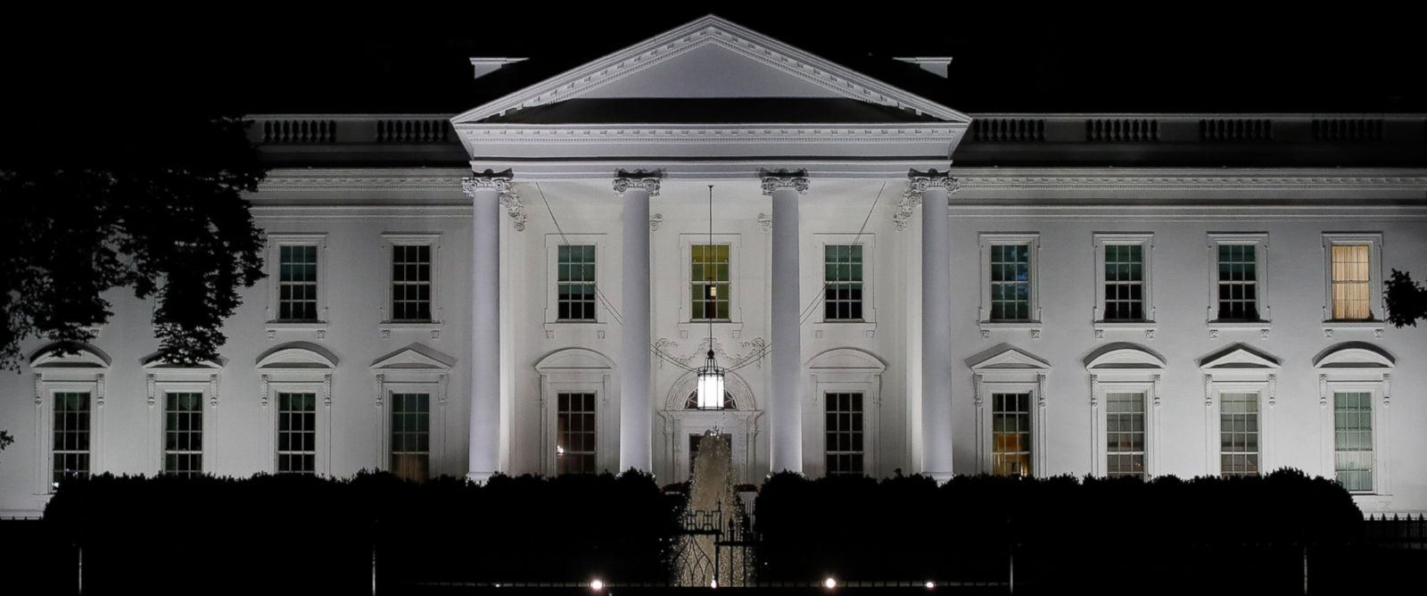 PHOTO: The White House is seen in Washington, May 9, 2017.