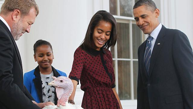 Malia, Sasha's Cutest Moments