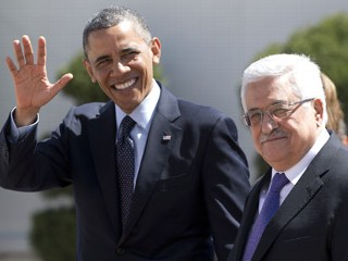 Rockets Hit Israel as Obama Meets Palestinians