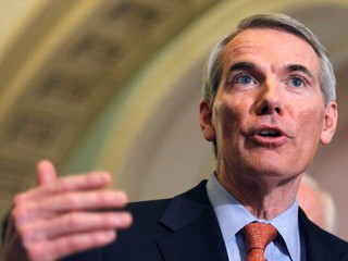 GOP's Portman Supports Gay Marriage