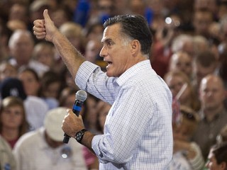 Romney's Debate Prep: Establish Compassion