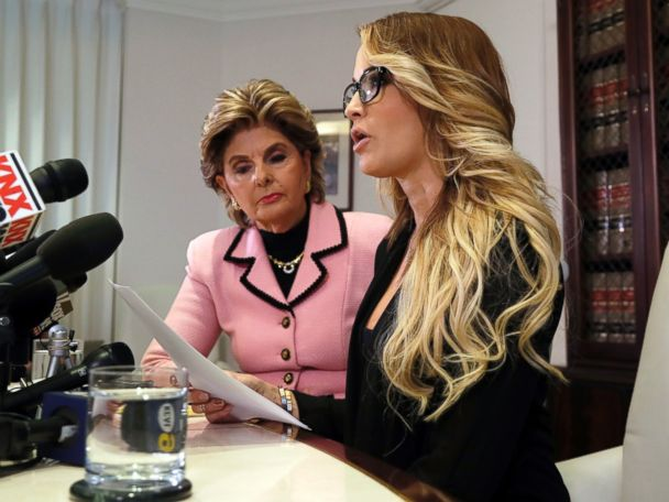 Another Woman Accuses Donald Trump of Sexual Misconduct; Allred Responds to Lawsuit Threat