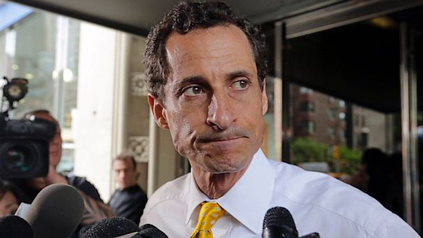 ap anthony weiner ll 130725 16x9 608 Anthony Weiners Other Woman, Sydney Leathers, Says Hes Responsible For His Downfall