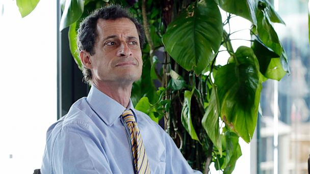 ap anthony weiner ll 130801 16x9 608 Anthony Weiner Losing Ground to Carlos Danger